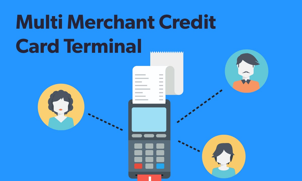 Multi Merchant Credit Card Machine
