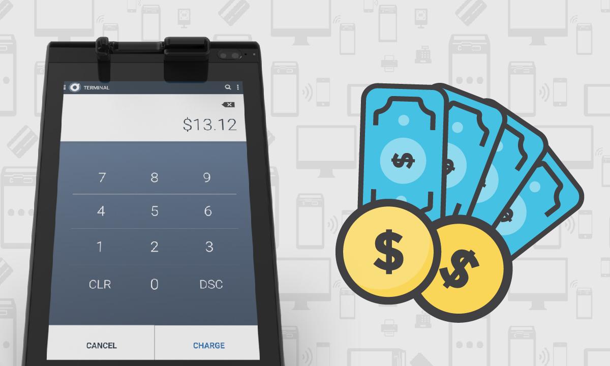 Credit Card Machine Costs